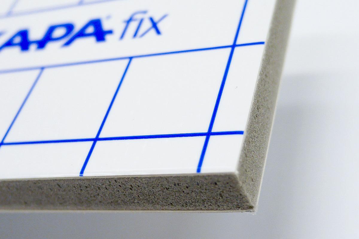 Kapa-fix Platte für Kaschierung